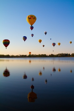 Colorado Balloon Classic | Colorado, USA Oh what fun it would be!