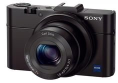 Sony Cyber-shot DSC-RX100: Phenomenal camera, and great gift for a new parent.