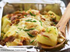 undefined Scampi, 20 Min, Lasagna, Potato Salad, Brunch, Potatoes, Meat, Chicken, Ethnic Recipes
