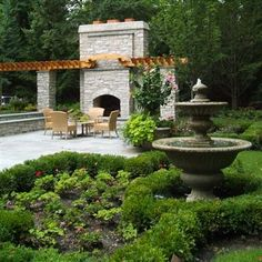 Cheap Landscaping Ideas For Back Yard - Bing Images Backyard Ideas For Small Yards, Small Backyard Landscaping, Backyard Patio, Landscaping Design, Wedding Backyard, Backyard Designs, Landscaping Software, Patio Design, Cheap Landscaping Ideas
