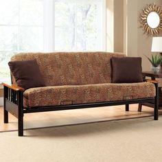 Leopard Jersey Sofa Stretch Slipcover