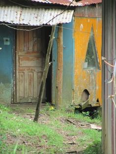 Some shack in Costa Rica