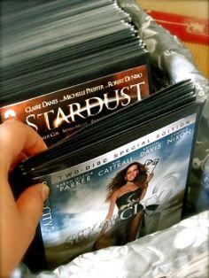 DVD Storage Idea