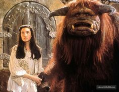 One of my FAVORITE movies of all time The Labyrinth!!!  Ludo <3