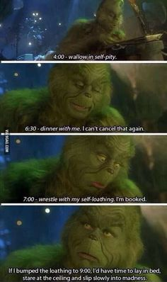 when you realize you're the grinch Puns  (@TheFunnyWorId) | Twitter