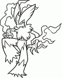How To Draw Mega Blaziken Step By Pokemon Characters Anime Coloring Pages