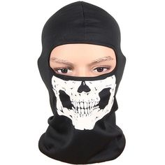 Outdoor Sports Skull Ghost Hat Balaclava