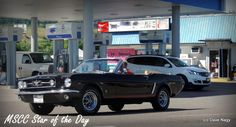 MSCC June 28 Star of the Day--a great example of what hot summer driving was really like in the 60s. Read more: http://mystarcollectorcar.com/mscc-june-26-star-of-the-day…/ #MustangGTconvertible