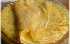 Crepes senza uova ricetta base