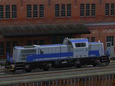 Voith Gravita 10BB VTLT-261 und PLAG-847
