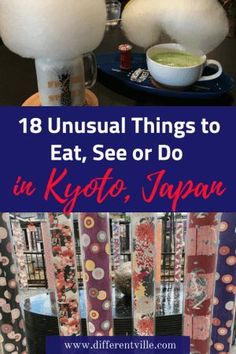 Looking for non-touristy things to do in Kyoto? We found 18 unusual things to eat, see or do - from drinking beer with a monk to ramen with actual fire! Tokyo Japan Travel, Japan Travel Guide, Kyoto Japan, Okinawa Japan, Japan Trip, Tokyo Trip, Japan Guide, Tokyo 2020, Asia Travel