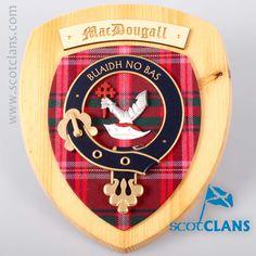 MacDougal Clan Crest