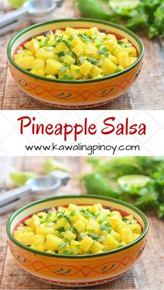 It's the perfect time to enjoy this light and refreshing fruit salsa. Delicious with chips and just as awesome atop grilled meat and seafood