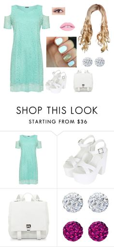 """133"" by style200816 ❤ liked on Polyvore featuring WearAll, Topshop and Proenza Schouler"