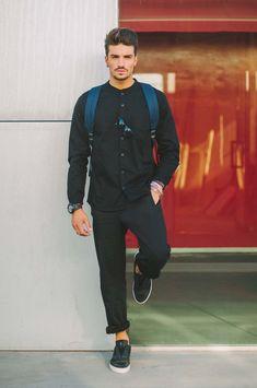 Black Step - MDV Style | Street Style Fashion Blogger
