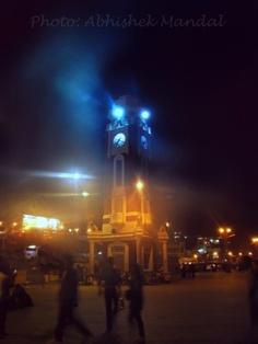 Har ki pauri tower haridwar