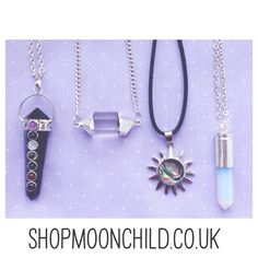 All available at shopmoonchild.co.uk
