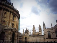 Day trip to Oxford! Oh how I loved this town