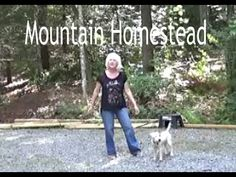 Mountain Homestead/Moving Soon