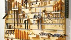 organizador de herramientas de trabajo