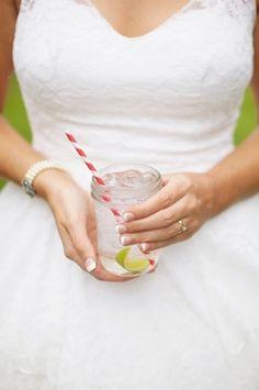 Signature Drink Ideas: Korie Lynn Photography on Bayside Bride #wedding #cocktailhour #signaturedrinks