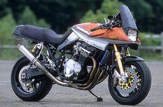 Suzuki GSX1100S Katana by Bravissimo