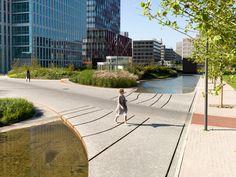 Mandelapark, Almere by Karres en Brands Landscape Architecture