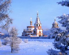 Magical Irkutsk city, Siberia, Russia. Click on the pic, and see more photos.