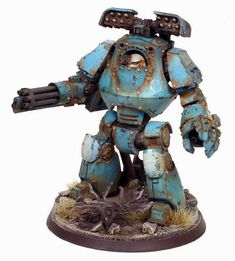 Some days you see an army that just sticks with you into the next day.  I knew at first sight that this Alpha Legion …
