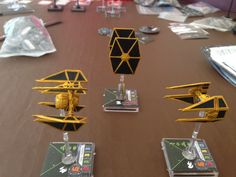 Pimp my space ship – X-Wing repaints | X-Wing Miniatures Game Community