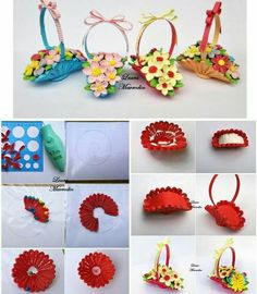 Quilling and paper work Neli Quilling, Quilling Jewelry, Paper Quilling Flowers, Paper Quilling Patterns, Quilling Paper Craft, Polymer Clay Flowers, Quilling Designs, Paper Crafts, Quilling Instructions