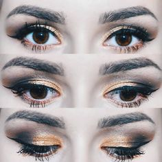 "184 Likes, 1 Comments - Casandra Contora (@casandrasy) on Instagram: ""#eyes #makeup #holidaymakeup #look #style #eyeshadow"""
