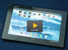Sony Xperia Tablet Z - Negocios Inversiones Noticias de Tecnología