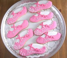 babyshower party favors | Ballerina Birthday Party Favors