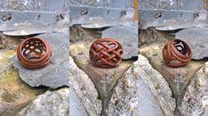 Endless knot macadamia ring by Belgamo.deviantart.com on @DeviantArt