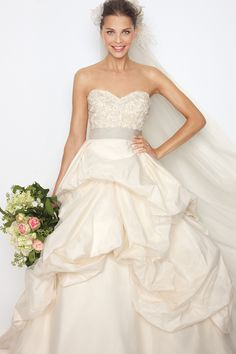 Style Me Pretty | Watters Brides Spring 2011 - Watters Collections - StyleMePretty LookBook