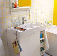 Ett IKEA badrum designat för både dig och din tvätt