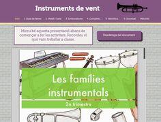 Instruments de Vent | Recursos Musicales