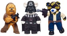 Yes, Star Wars Build-A-Bears Are A Thing Now http://www.kotaku.com.au/2015/07/star-wars-build-a-bears-are-packed-with-evil-gift-potential/?utm_content=buffer60571&utm_medium=social&utm_source=pinterest.com&utm_campaign=buffer #starwars #plushies