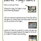 This is a compliation of Author Study Folders to accompany your Author Study! These folders consist of a mini-bio that is super kid friendly. ...
