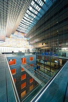Galería de Netherlands Institute For Sound And Vision / Neutelings & Riedjik - 5