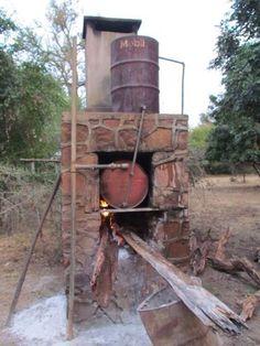 Rhodesian boiler!