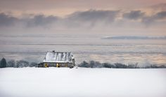 Icy View by Lee Bodson on Norway, Beautiful Homes, Snow, Quebec, Nature, Outdoor, House Of Beauty, Outdoors, Naturaleza