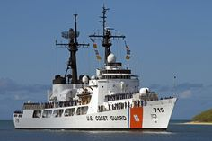 USCGC BOUTWELL (WHEC 719)