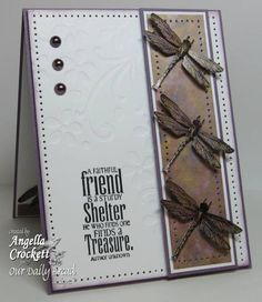 FS264 Faithful Friend by angelladcrockett - Cards and Paper Crafts at Splitcoaststampers