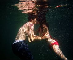 one day I want to do a underwater shoot!