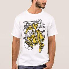 Double stick-man T-Shirt