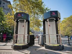 Why travel the world when you can get the experience at a Marriott hotel? Reality-Shifting Comments: By Rebecca Smith Marriott hotels in New York have recently showcased a new travel booth.