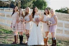 Cool country western bridesmaid dresses 2017-2018 Check more at http://newclotheshop.com/dresses-review/country-western-bridesmaid-dresses-2017-2018/