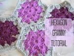 Hexagonal Granny Squares - Google